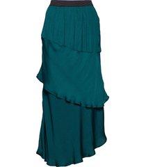 samour rok knielengte groen six ames