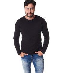suéter convicto preto
