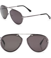 dashel 55mm pilot sunglasses