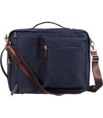 maletín multifuncional con correas ajustables para hombre 00725