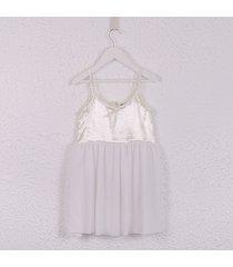vestido blanco mapamondo marcia
