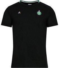 t-shirt korte mouw le coq sportif asse presentation tee ss m