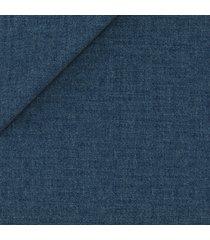 pantaloni da uomo su misura, reda, leggerissimo blu, primavera estate | lanieri