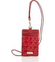 brahmin sawyer melbourne card holder