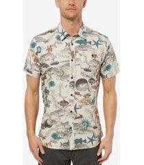 o'neill men's subliminal short sleeve shirt