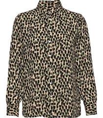dillon classic-fit shirt långärmad skjorta multi/mönstrad banana republic