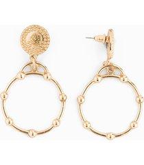 orecchini a lobo (oro) - bpc bonprix collection