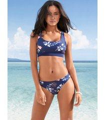 dubbelzijdige bralette bikini (2-dlg. set)