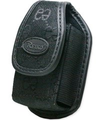 reiko vertical rugged pouch ph01 s black double e 3.5x1.9x0.9 inches