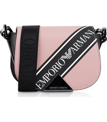 emporio armani designer handbags, signature shoulder bag