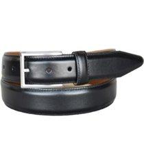 lejon men's executive full grain leather dress belt