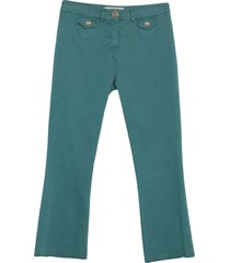 another label casual pants