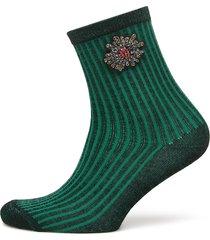 dean deco lingerie hosiery socks grön becksöndergaard