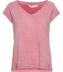 felice top t-shirts & tops short-sleeved rosa odd molly