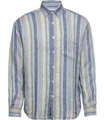 deon shirt 5196 overhemd casual blauw nn07