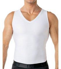 masculino interior camiseta blanco leonisa 035017