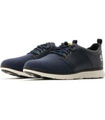 zapatos timberland killington oxford para hombre - azul