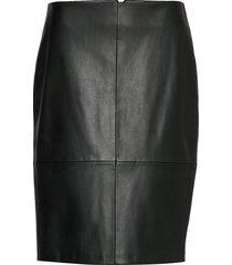 skirt short woven fa kort kjol svart gerry weber