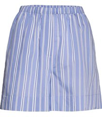 laury shorts 14014 shorts flowy shorts/casual shorts blå samsøe samsøe