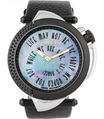 reloj be sassy negro mulco