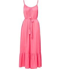 maxiklänning vidreamy strap maxi dress