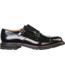 scarpe classiche uomo in pelle monk strap wadebridge