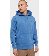 levis authentic po hoodie authentic tröjor blue