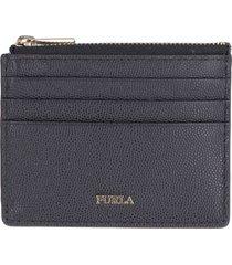 furla leather card holder