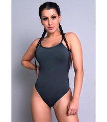 body cavado mvb modas costa nua feminino - feminino