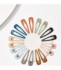 loft hair clip set