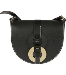 chloé darryl saddle shoulder bag