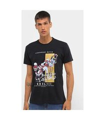 camiseta incredible catch basic as masculina