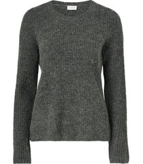 tröja vigood o-neck knit top