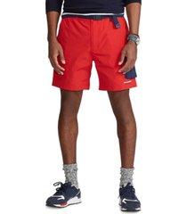 polo ralph lauren men's 7-inch polo sport hiking shorts