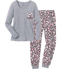pyjamas ekologisk bomull