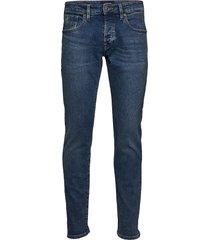 ralston - the blauw studio slimmade jeans blå scotch & soda