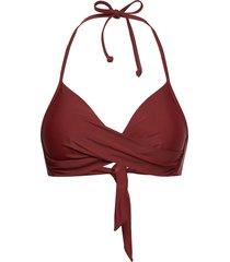 aaliyah top bikinitop röd missya