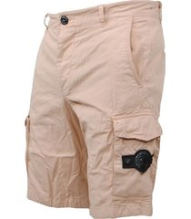 airforce heren bermuda combat - beige