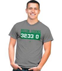 camiseta boston legends