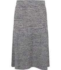 kenzo mouline skirt