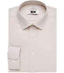 joseph abboud ecru egyptian cotton dress shirt
