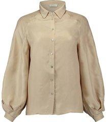 blouse elvis beige