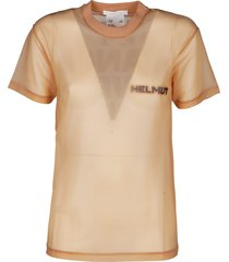 helmut lang sheer t-shirt