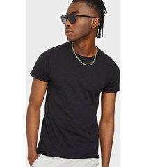 gabba t-shirt s/s t-shirts & linnen black