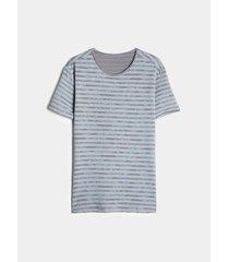 camiseta viscosa  estampada.