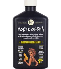 shampoo líquido morte súbita 250ml - lola cosmetics único