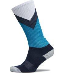 cb crew socks underwear socks regular socks blå asics sportstyle