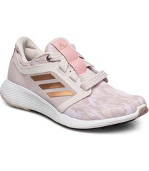 edge lux 3 w shoes sport shoes running shoes rosa adidas performance