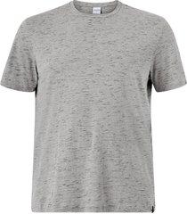 t-shirt jornoa melange tee ss crew neck ps