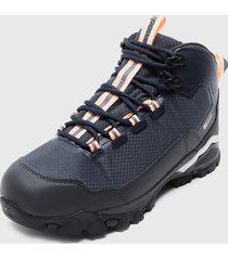 zapatilla talus mantel h2o azul power